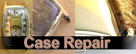 Watch Case Repair Services